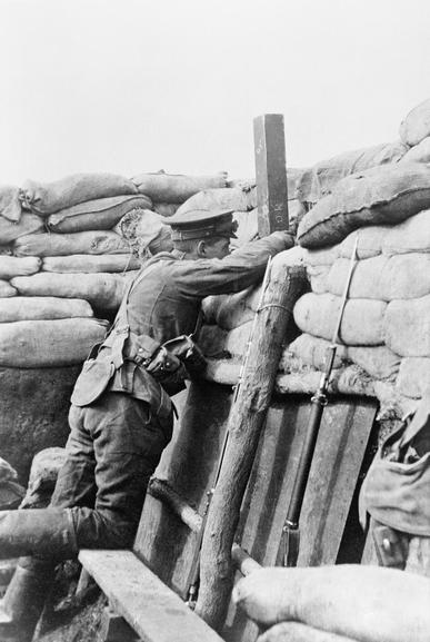 The Royal Berkshire Regiment in the Ypres Salient, Spring 1915
